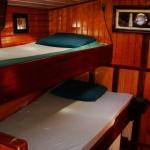 couchettes de navigation