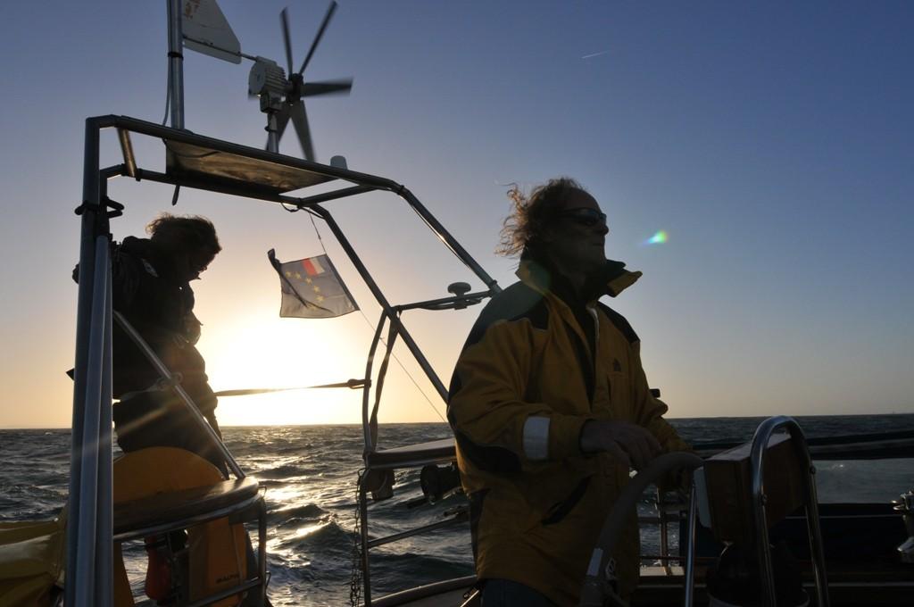 la liberté en mer