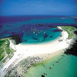 Croisière à la voile vers les Îles Glénan